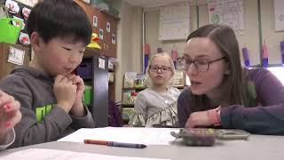 NPSD Full Day Kindergarten - Math Rotation Stations