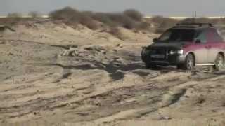 preview picture of video 'Актау RVR (берег моря)'
