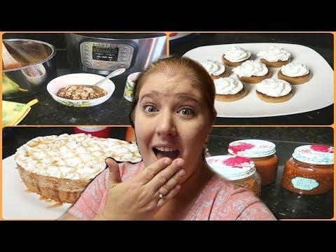 5 Instant Pot Pumpkin Recipes | Cook With Me