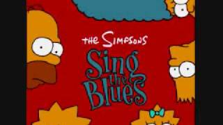 The Simpsons Sing The Blues: Deep, Deep Trouble By Bart Simpson