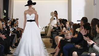 Mira Zwillinger | Full Show | Bridal Fashion Week | Spring/Summer 2018