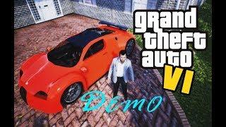 Grand Theft Auto 6. DEMO GTA VI