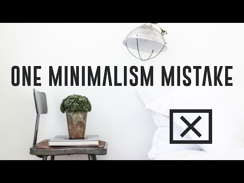 Beware The 'Keeping Up With The Joneses' Trap Of A Minimalist Lifestyle