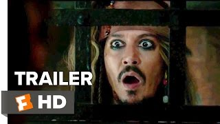 Pirates Of The Caribbean: Dead Men Tell No Tales - Trailer #1