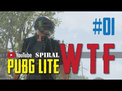 PUBG Lite 絕地求生輕量版 | WTF搞笑精華「01」#WTF