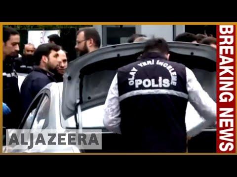 🇹🇷Khashoggi disappearance: Crime scene investigators leave Saudi consul's home |Al Jazeera English