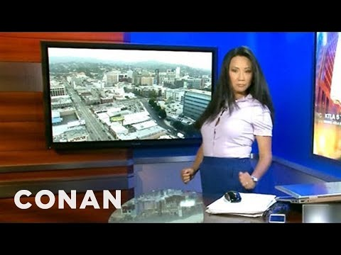 Why China Is Kicking Our Ass: Local News Edition - CONAN on TBS