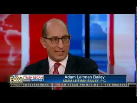 Trish Reagan Hosts Adam Leitman Bailey to Discuss Real Estate and Constitutional Law testimonial video thumbnail