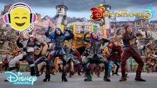 Descendants 3 | Musikk: Good to Be Bad 🎶- Disney Channel Norge