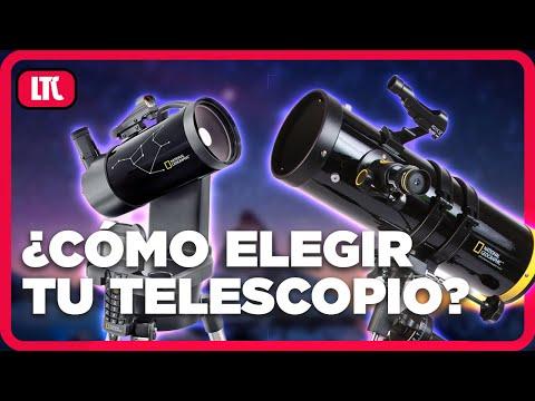 Como elegir un telescopio