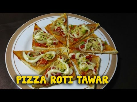 Video Cara Membuat Pizza Roti Tawar