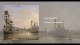 Piano Quartet in Gm, K. 478