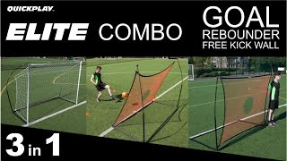 Quickplay Sport Elite Combo Tor 1,8 x 2,4 m
