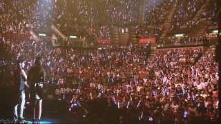 周杰倫陳慧琳~不如跳舞(失憶週末) + Talking + 製造浪漫(紀念日) 魔天倫世界巡迴演唱會香港站14 09 2013