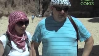 Жемчужина Иордании - древний скальный город Петра