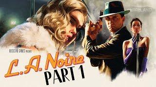L.A. Noire (PS4) - Let