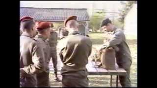preview picture of video 'Pau ETAP - Présentation école troupes aéroportées - TAP - Parachutisme Militaire -'