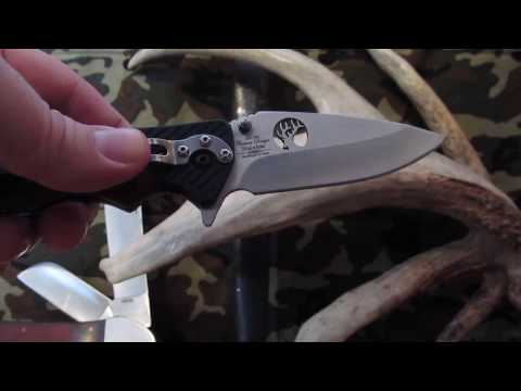 Elk Ridge  ER-556 Folding Knife Review