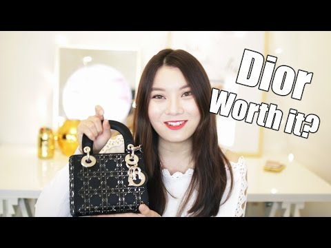 Mini Lady Dior Bag Review – Current Favorite Bag