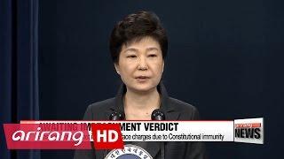 Independent counsel completes corruption scandal investigation