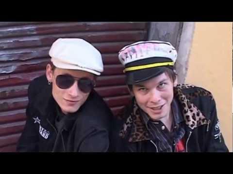 The Fialky - The Fialky - křest CD - rozhovor (září 2011)