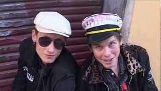 Video The Fialky - křest CD - rozhovor (září 2011)