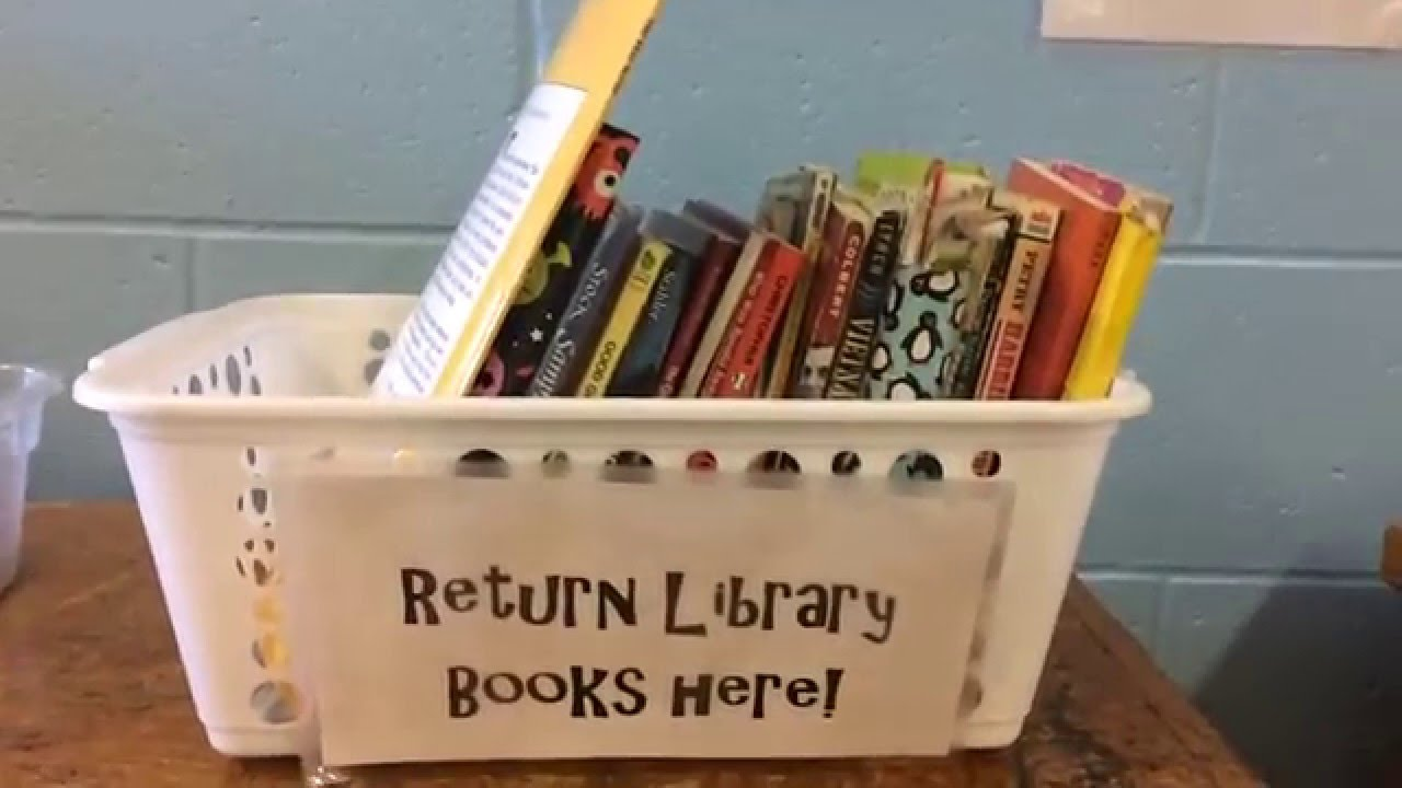 Why does KMAM need a school library?
