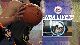 NBA LIVE 19   STANDING REMIXER & COMBOS ON THE MOVE   ADVANCED DRIBBLE TUTORIAL MADE SIMPLE!