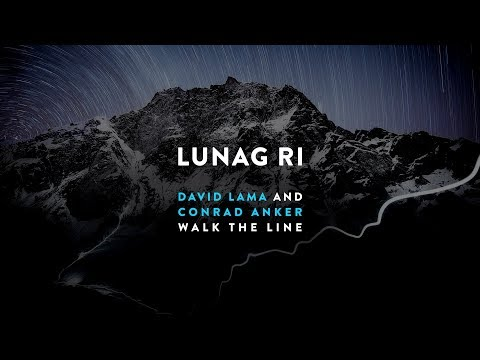 Lunag Ri – David Lama & Conrad Anker walk the line