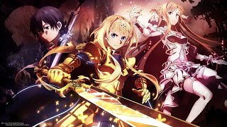 Sword Art Online: Alicization - War of Underworld II - Opening [[ReoNa - Anima]]