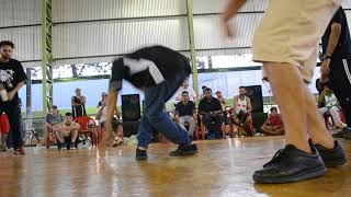 Roots Favela vs Birigui break // Batalha da Conquista 2017