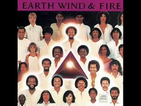 Earth Wind and Fire - Song In My Heart