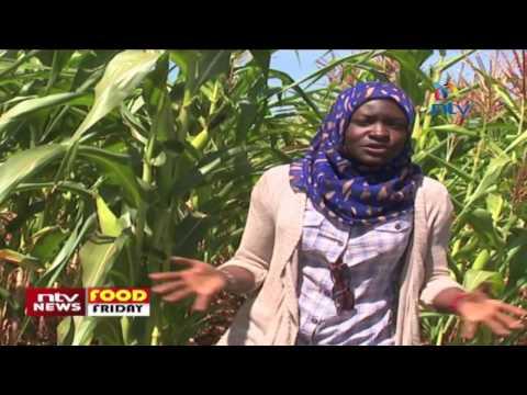 Drought in Kenya - Food Friday