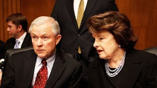 Dianne Feinstein And Jeff Sessions Agree On Marijuana