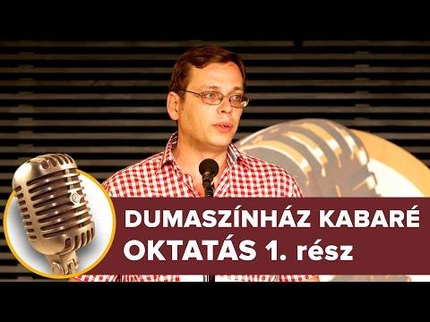 Oktatás 1. rész | Dumaszínház Kabaré letöltés