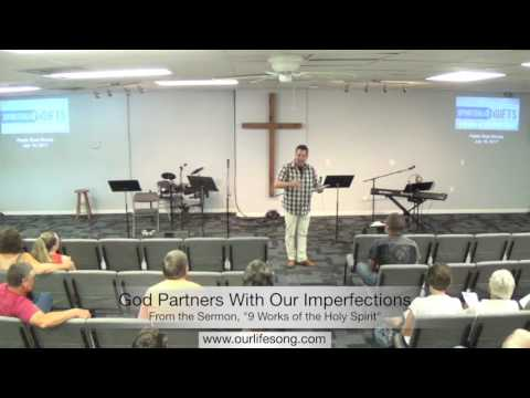 2 - God Partners with our Imperfections