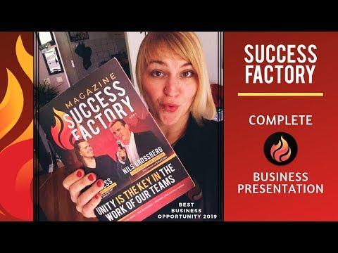 mp4 Success Factory Business Presentation, download Success Factory Business Presentation video klip Success Factory Business Presentation