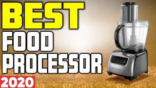 5 Best Food Processor in 2020