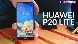 Huawei P20 LITE, UNBOXING en México