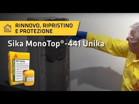 Tutorial: Sika MonoTop®-441 Unika