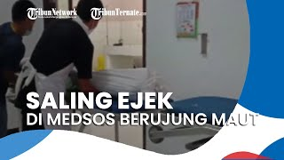 Pelajar di Sukabumi Saling Ejek di Media Sosial Berujung Maut, Korban Dikeroyok dan Dibacok 4 Pelaku