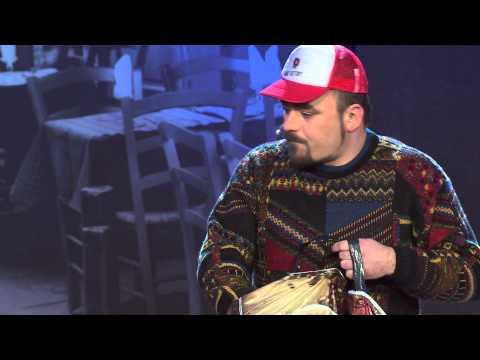 Kabaret Młodych Panów - Egzamin do policji