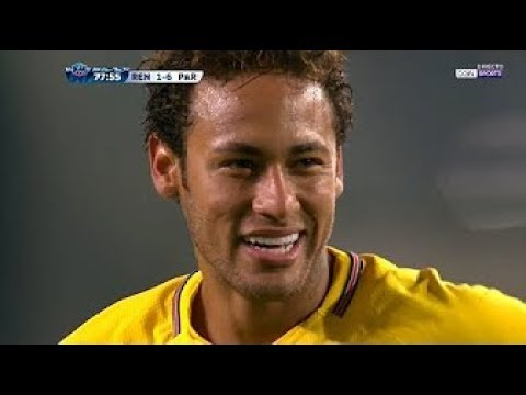 Neymar vs Rennes Away HD 1080i (07/01/2018) by neyssipage