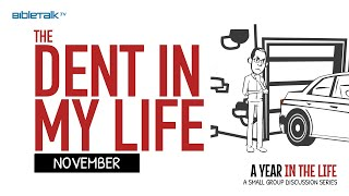 November: The Dent in my Life