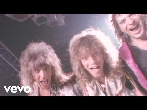 You Give Love A Bad Name (1986) (Song) by Bon Jovi