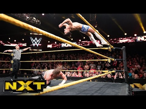 Kota Ibushi vs. Buddy Murphy: WWE NXT, July 27, 2016