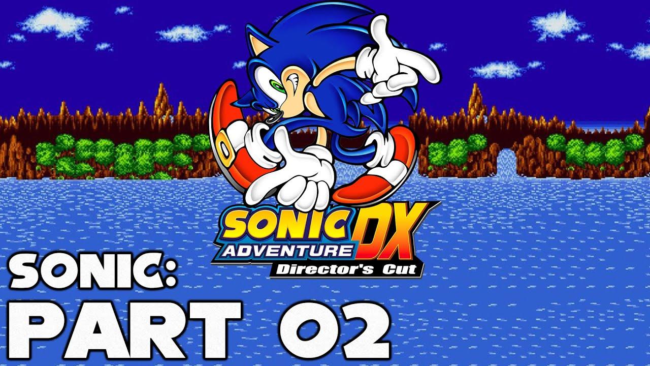Sonic Adventure – Sonic Part 2: Windy Valley & Casinopolis