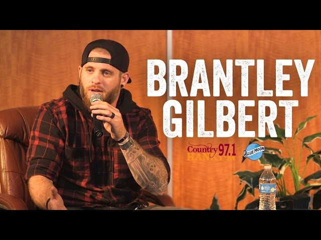 Brantley Gilbert New Album If He Has A Daughter And More ...