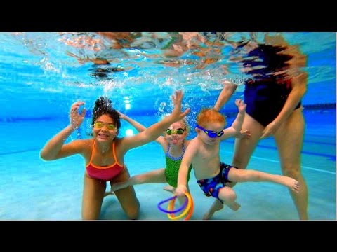 Fun and Games with Diving Rings
