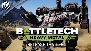 Buy Now BATTLETECH - Heavy Metal